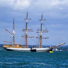 Martin Wall - The Tall Ship