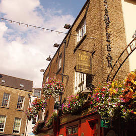 Michael Braham - The Temple Bar Pub - Dublin Ireland