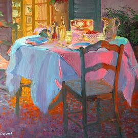 The Terrace - William Ireland