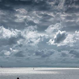 Steven Richman - The Threatening Storm