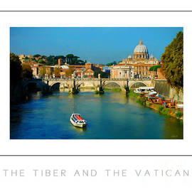 Mike Nellums - The Tiber and the Vatican poster