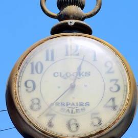 Ed Weidman - The Timepiece