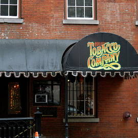 Arlane Crump - HOMETOWN Series - The Tobacco Company Restaurant