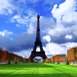 David Dehner - The Tower Paris