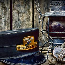 Paul Ward - The Train Conductor