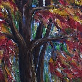 Teresa Pascos - The Tree With The Living Soul