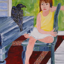 Georgia Donovan - The Ubiquitous Crow