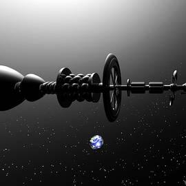 Walter Oliver Neal - The United Earth Federation Starship Carl Sagan 1