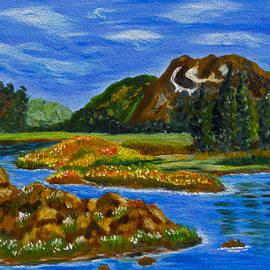 Kathy  Symonds - The valley