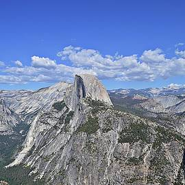 Randy Dyer - The View From Glacier Point