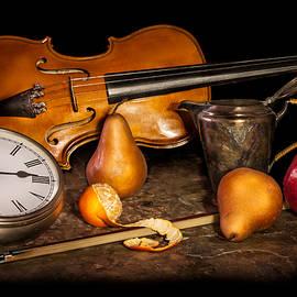 Maggie Terlecki - The Violinist