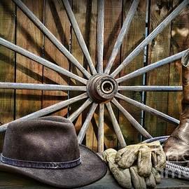 Paul Ward - The Wagon Master