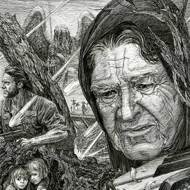 Irina Sumanenkova - The War.