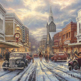 The Warmth of Small Town Living - Chuck Pinson