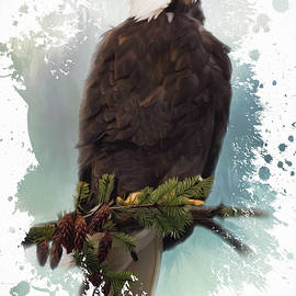 Jordan Blackstone - The Warrior - Eagle Art