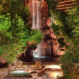 Eddie Yerkish - The Waterfall at The Wynn Resort