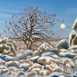 Dawn Senior-Trask - The Waxwing Tree