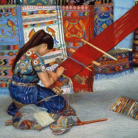 Susan Kuznitsky - The Weaver