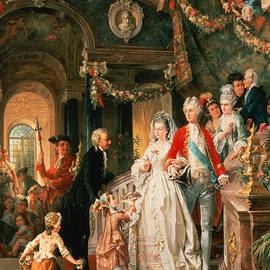 The Wedding Party - Carl Herpfer