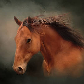 Michelle Wrighton - The Wind of Heaven - Horse Art