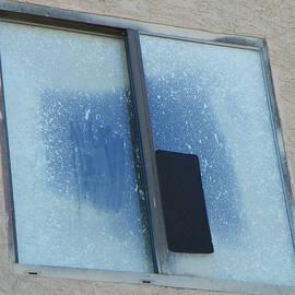 Lenore Senior - The Window Painting