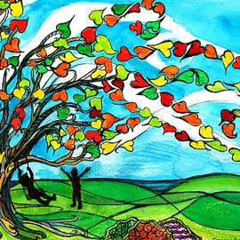 Genevieve Esson - The Windy Tree