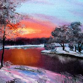 Politov Valeryi - The Winter Evening