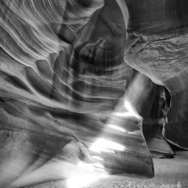 Silvio Ligutti - The Wizard Antelope Canyon Navajo Nation Page Arizona
