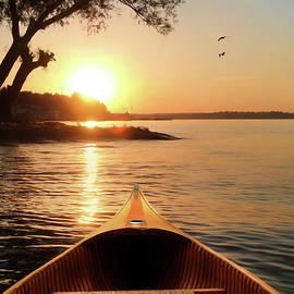 Lori Deiter - The Wooden Canoe