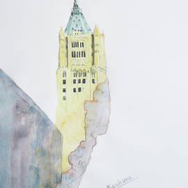 Keshava Shukla - The Woolworth Building