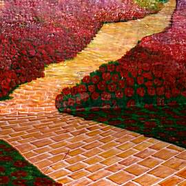 Jacquie King - The Yellow Brick Road