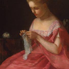 The Young Bride - Mary Stevenson Cassatt