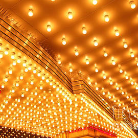Theatre Entrance Marquee Lights - Paul Velgos