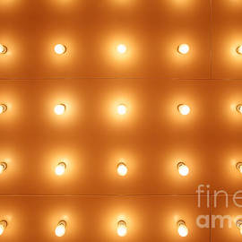 Theatre Lights Pattern Picture - Paul Velgos