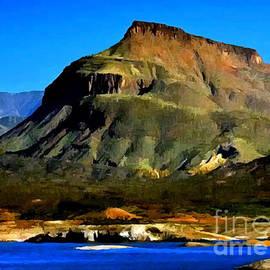 Bob and Nadine Johnston - Theodore Roosevelt Lake Arizona