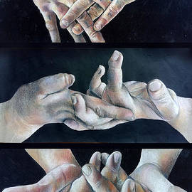 Diana Paterson - These Are The Hands That Make The Art