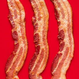 Thick Cut Bacon Served Up - Steve Gadomski
