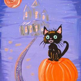 Phyllis Kaltenbach - Things I Like Best at Halloween