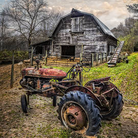 Debra and Dave Vanderlaan - This Old Tractor