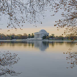 Bill Cannon - Thomas Jefferson Memorial in Spring