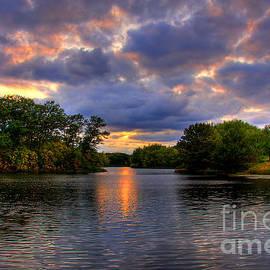 Wayne Moran - Thomas Lake Park in Eagan on a Glorious Summer Evening