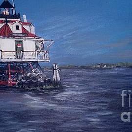 Katie Adkins - Thomas Point Lighthouse