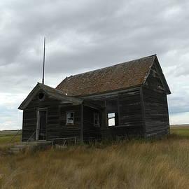Jeff Swan - Those long walks across the prairie