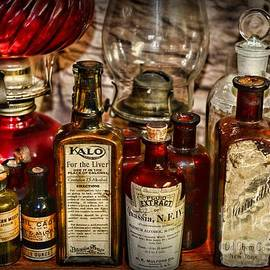 Paul Ward - Those Old Apothecary Bottles