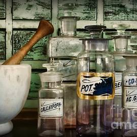 Paul Ward - Those Old Pharmacy Bottles