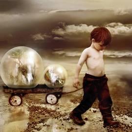 Carlos Ferreira - thought EARTH WAS FLAT
