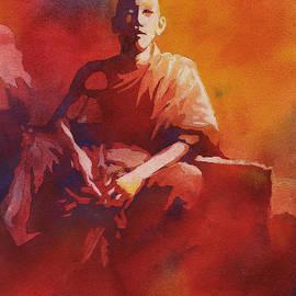 Ryan Fox - Thoughtful Moment- Nepal