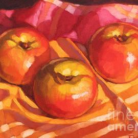 Fiona Craig - Three Apples
