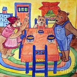 Julie Brugh Riffey - Three Bears