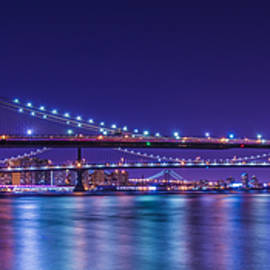 Theodore Jones - Three Bridges